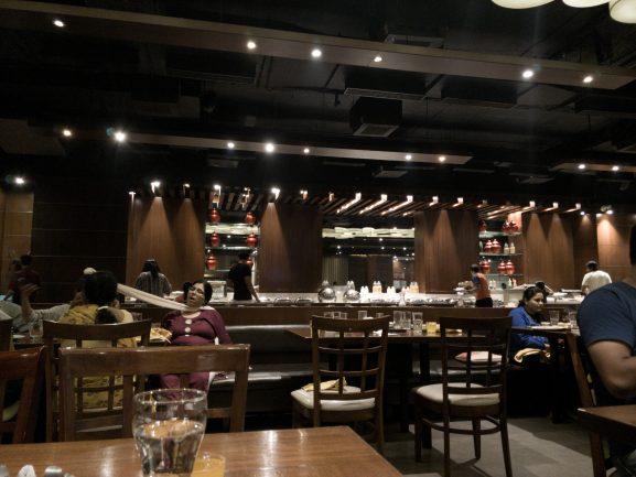 Sigree Global Grill Best Buffet In Mumbai