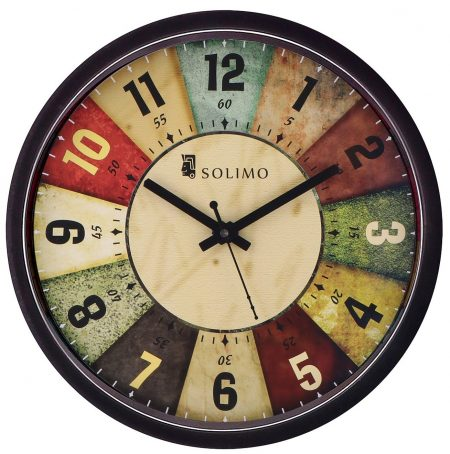 Solimo: Best Wall Clock In India