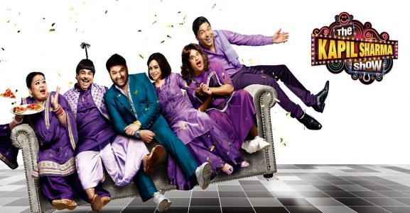 The Kapil Sharma Show - most popular TV series