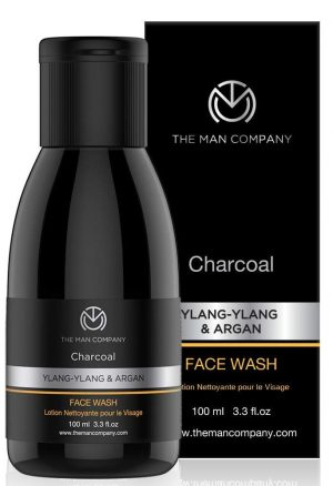 The Man Company Charcoal Face Wash: Best Face Wash In India