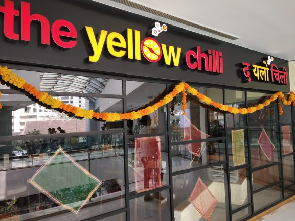 The Yellow Chilli Best Buffet In Mumbai