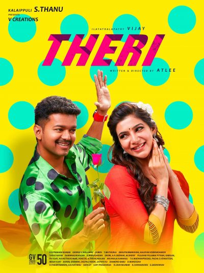 Theri: Best South Indian Movie