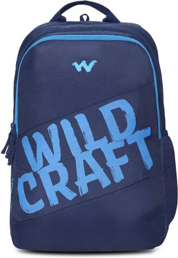 Wildcraft Vivid 31 L Backpack: High Quality And Durable School Bag