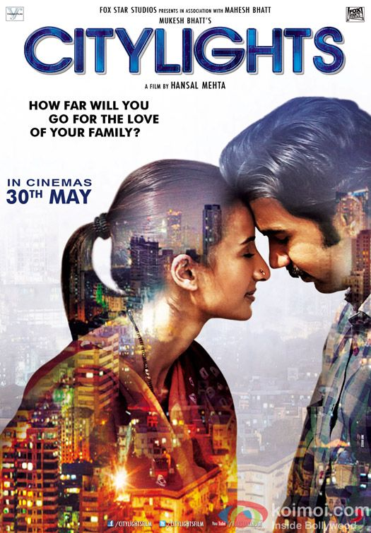 Citylights- Underrated Bollywood Movie