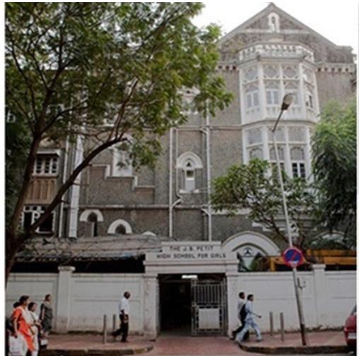 The J B Petit Heigh School For Girls - Best school in mumbai