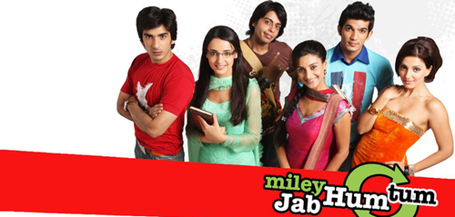 mile jab hum tum - most popular TV series