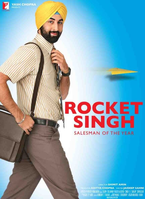 rocket singh salesman of the year- Underrated Bollywood Movie