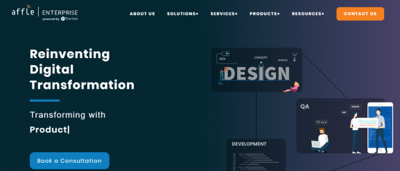 Affle Enterprise- App Development Company