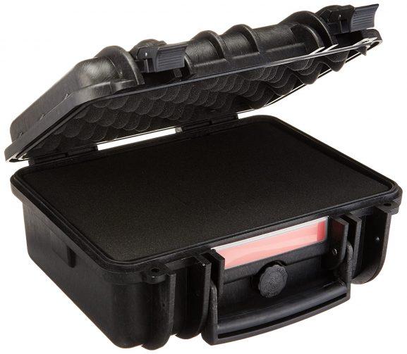 Amazon Basics Hard Camera Case: Best Camera Bag