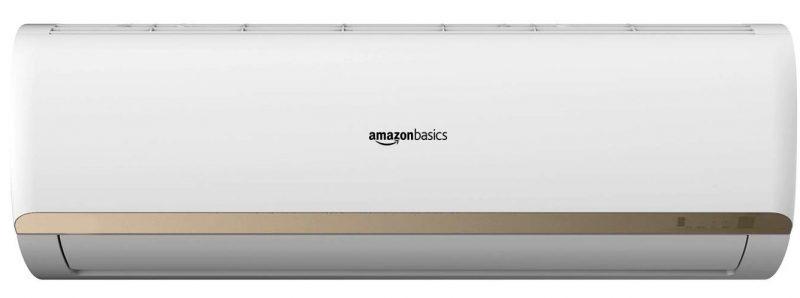 AmazonBasics 1 Ton 3 Star 2020 Inverter Split AC with High Density filter (Copper Condenser): Best AC