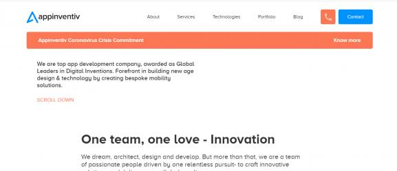 Appinventiv. - App Development Company