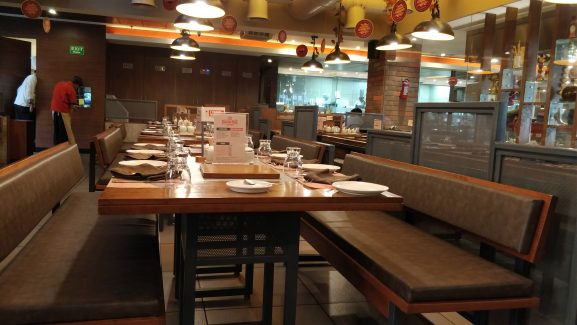 Barbeque Nation: Best Buffet In Gurugram