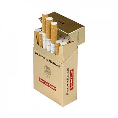 Benson and Hedges-cigarette brand