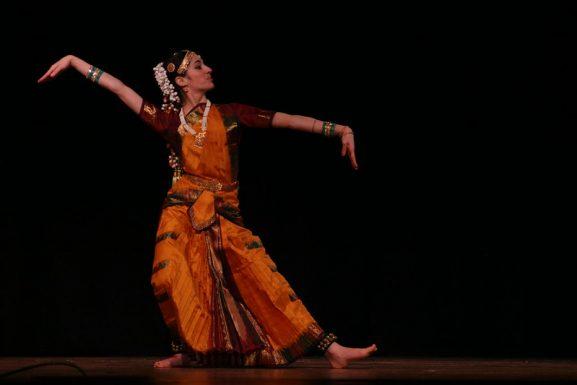 Bharatnatyam - classical form dance