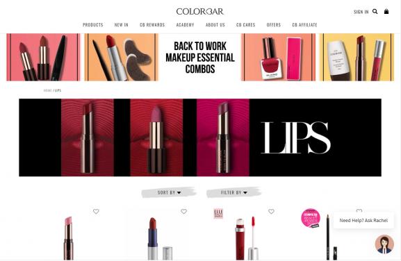 Colorbar best long-lasting lipsticks