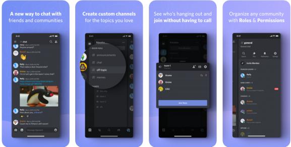 Discord - app like zoom