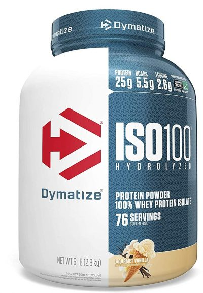 Dymatize Nutrition ISO 100: Best Protein