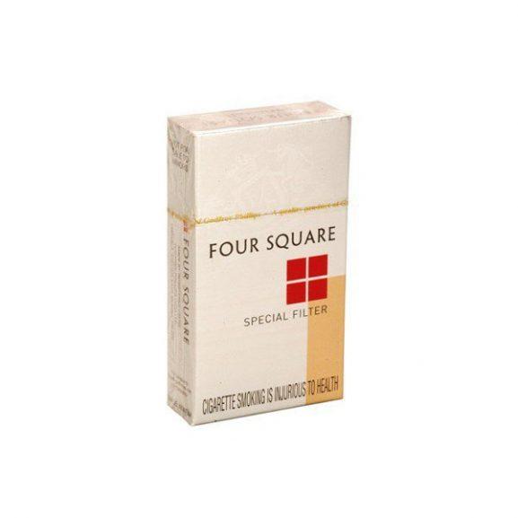 Four Square-Cigarette Brand