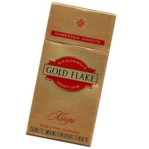 Gold Flake-cigarette brand