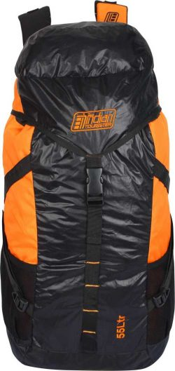 Indian Tourister Orange 55 L Rucksack: Best Rucksack Bag