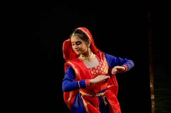 Kathak - classical form dance