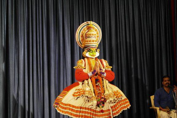 Kathakali - classical dance form