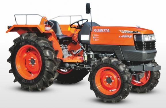 L 4508 - best kubota tractor