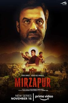 MIRZAPUR - shows like pataal lok