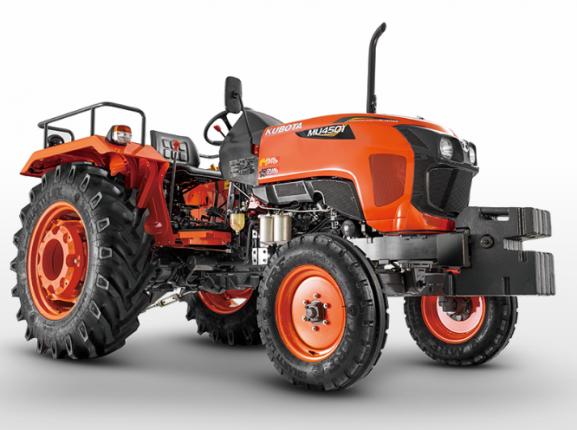 MU 4501 2wd - best kubota tractor