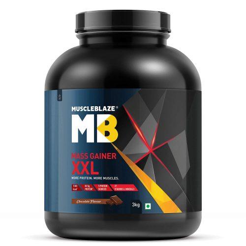 MuscleBlaze Mass Gainer XXL: Best Protein