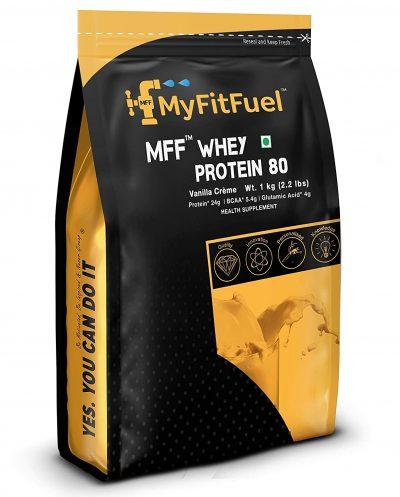 Myfitfuel Whey Protein: Best Protein