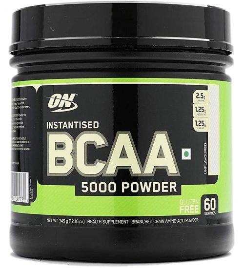 Optimum Nutrition (ON) Instantized BCAA 5000 Powder: Best Protein