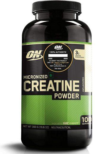Optimum Nutrition (ON) Micronized Creatine Monohydrate Powder: Best Protein