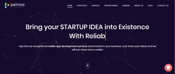 Pairroxz - App Development Company