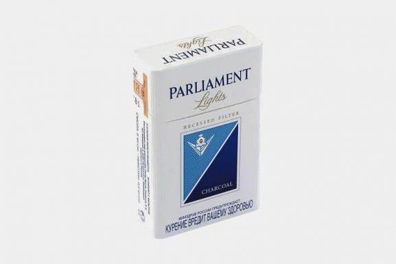 Parliament- Cigarette Brand