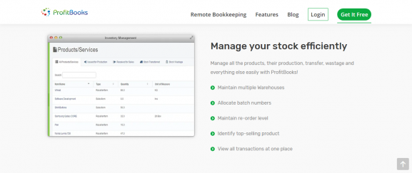 Profitbooks: Accounting Software
