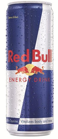 Red bull: Best Energy Drink In India