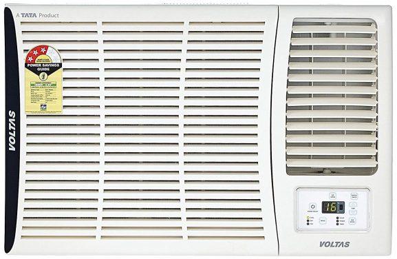 Voltas 1.5 Ton 3 Star Window AC (Copper 183 DZA/ 183 DZA R32 White): Best AC