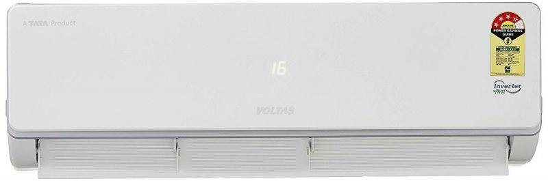 Voltas 1.5 Ton 4 Star Inverter Split AC (Copper 184V SZS (R32) White): Best Air Conditioner To Buy Under 40,000