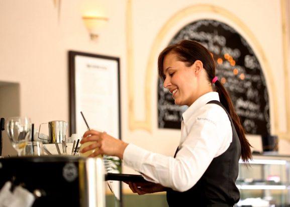 WaiterWaitress.best part time job for students