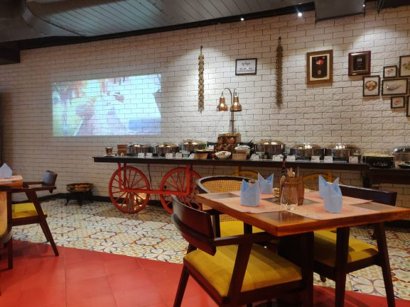 Zambar: Best Buffet In Gurugram