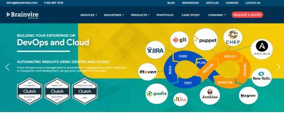 brainvire- App Development Company