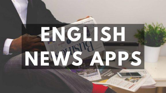 english news apps