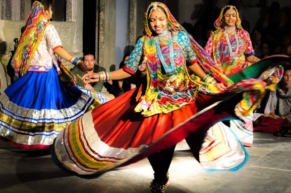 ghoomar - folk dance form
