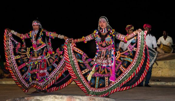 kalbelia - folk dance form