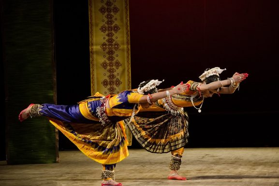 odissi - classical form dance