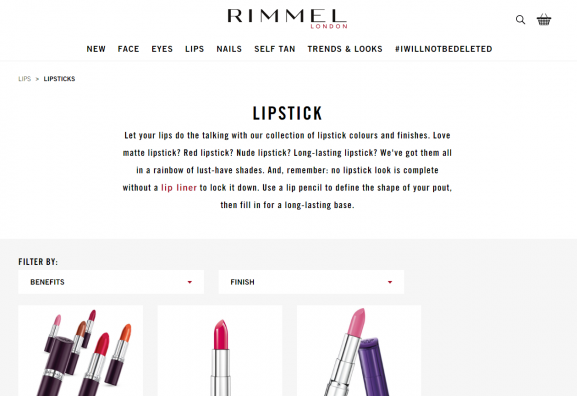 Rimmel London best lipsticks