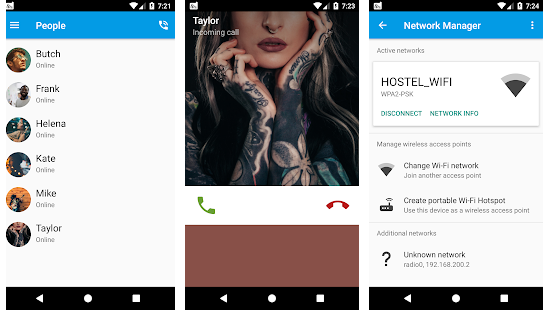 talkie - app like zoom