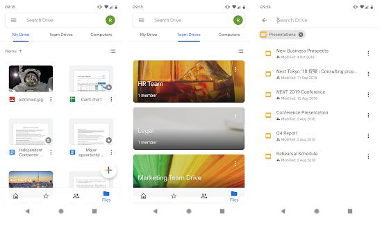 Google Drive: Alternative to CamScanner