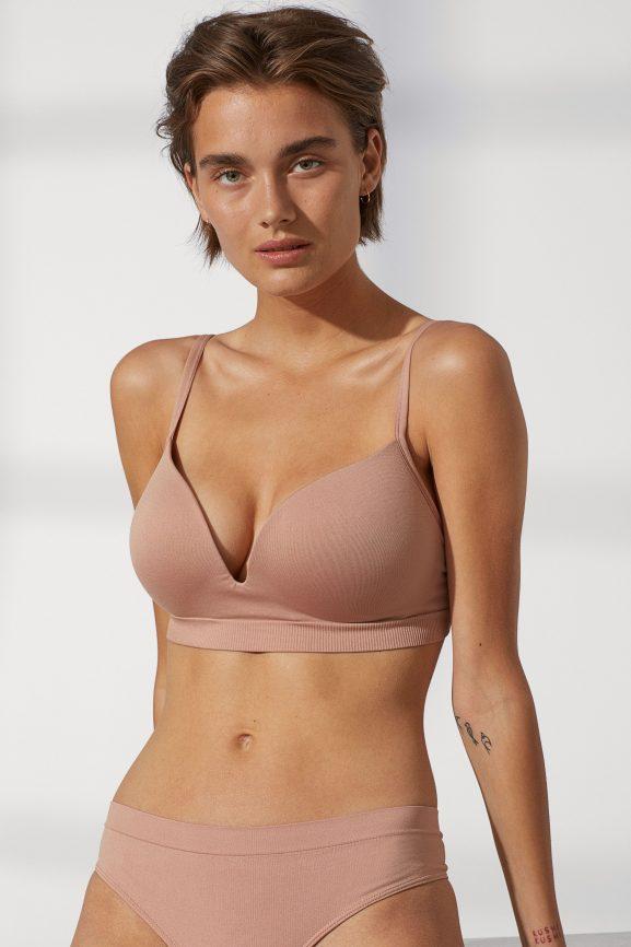 H&M Women Padded Lace Bra